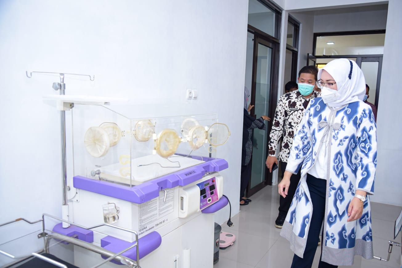 Tekan Angka Kematian Ibu dan Bayi, Pemkab Purwakarta Bangun Belasan PONED