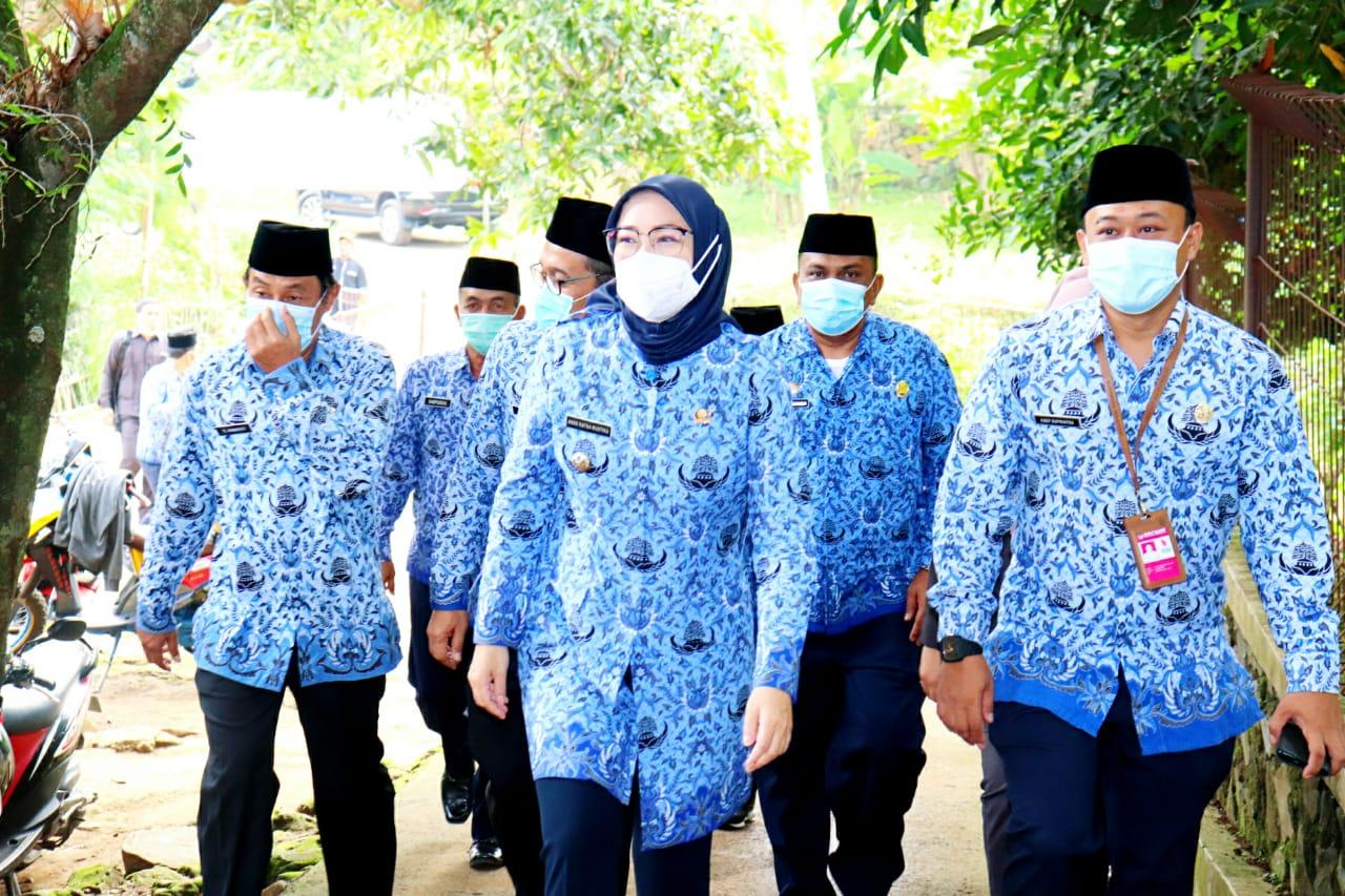 Jabatan Kadis Pangtan dan Staf Ahli Bupati Purwakarta Mulai Dilelang