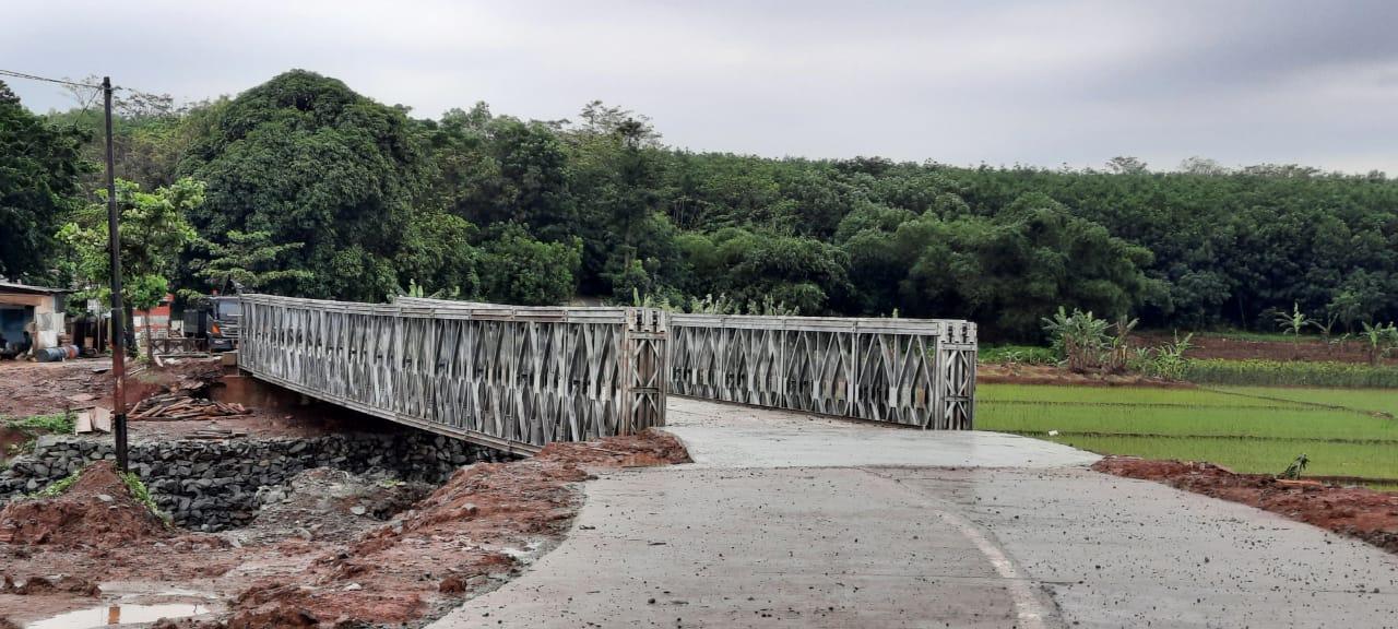 Jembatan Bailey Bodem, Sambung Asa Warga Perbatasan