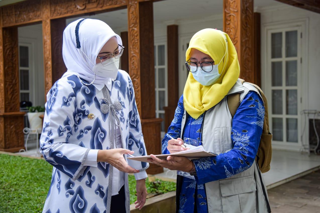 Bupati Purwakarta: Pendataan Keluarga Elemen Penting Perencanaan Pembangunan