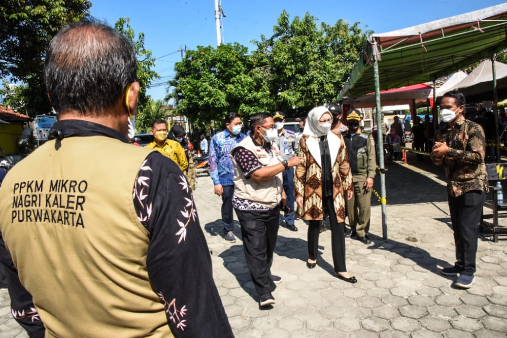 Harhubnas 2021, Dishub Purwakarta Pastikan Konektivitas Saat Pandemi Berjalan Lancar