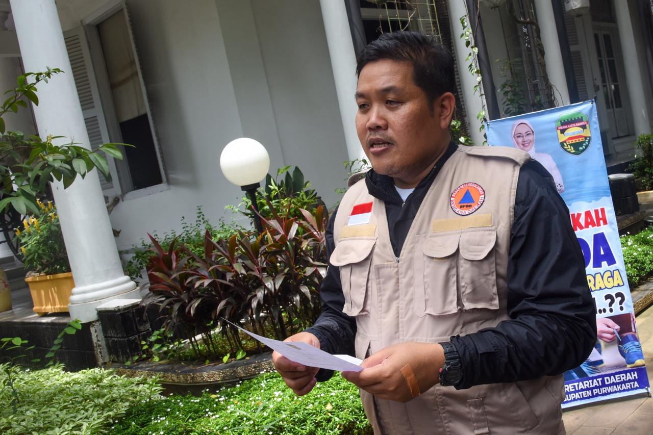 Update Covid-19 Purwakarta: Konfirmasi Positif 32, Suspek 24 dan Kontak Erat 193