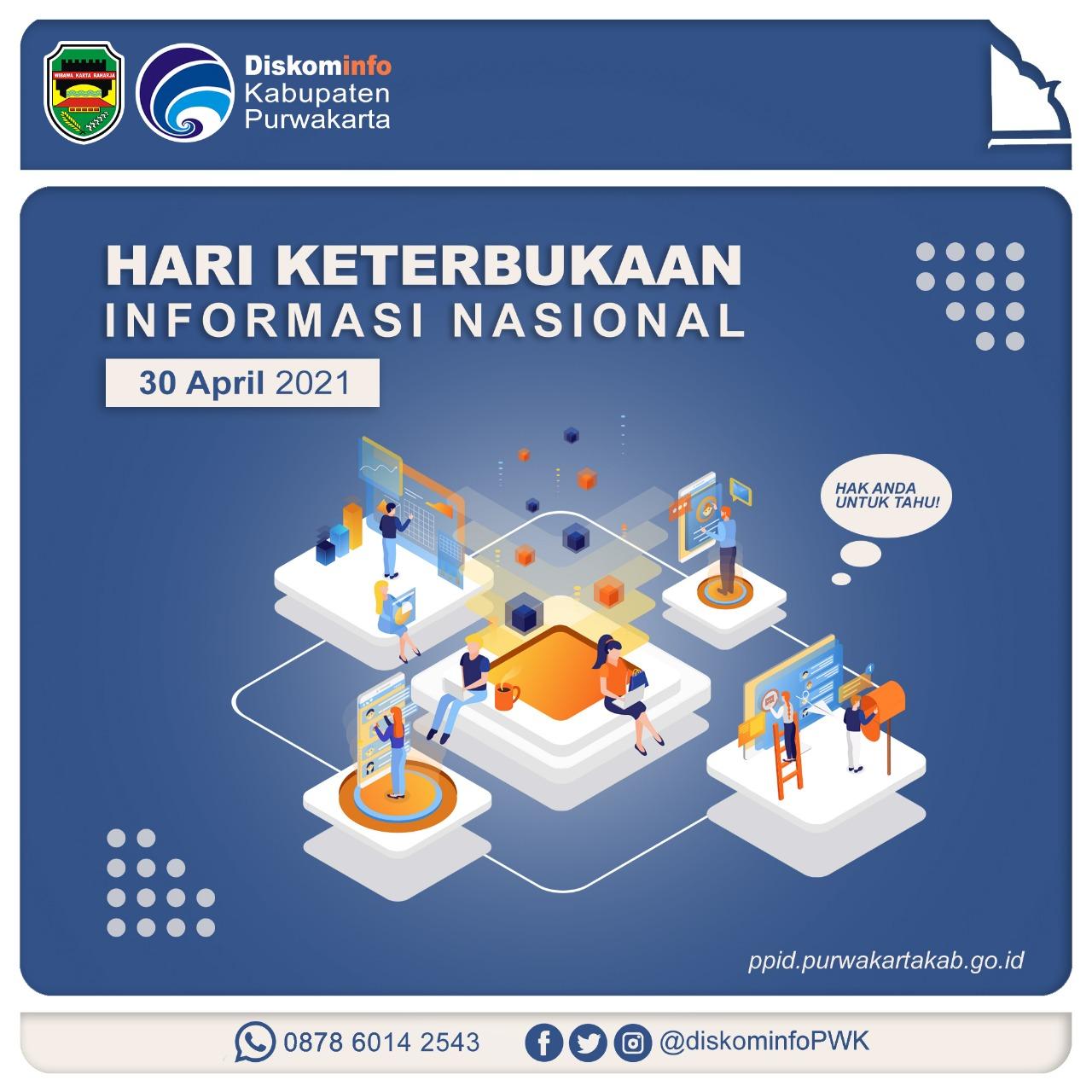Hari Keterbukaan Informasi Nasional