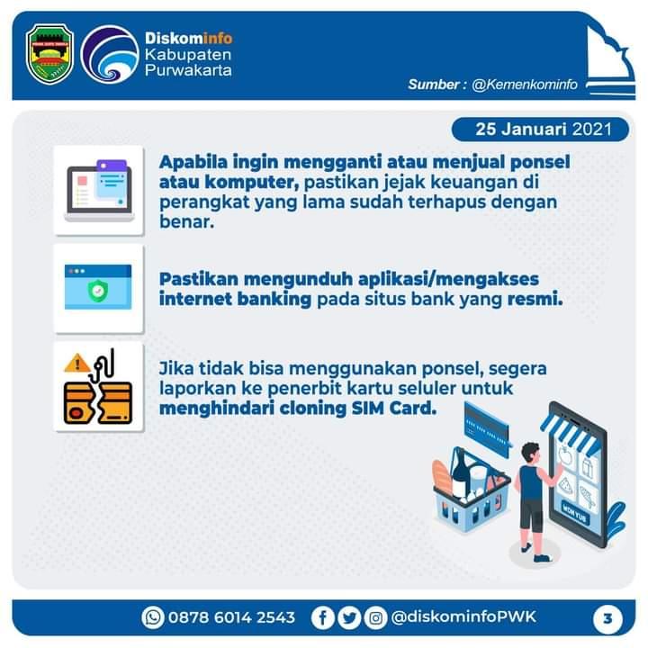 Tips Aman Transaksi Online