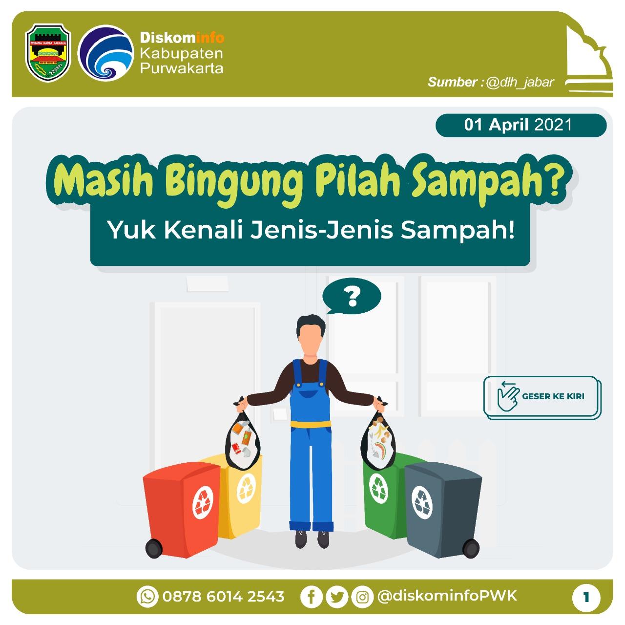 Masih Bingung Pilah Sampah?