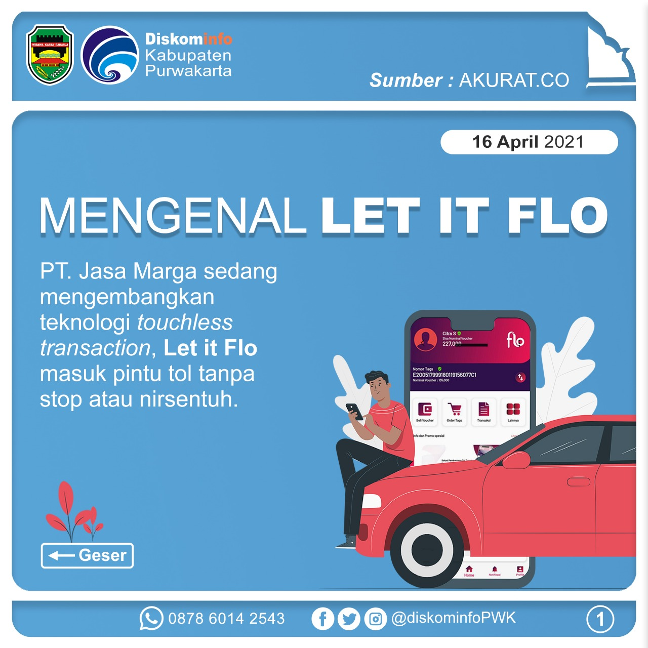 Mengenal Let it Flo