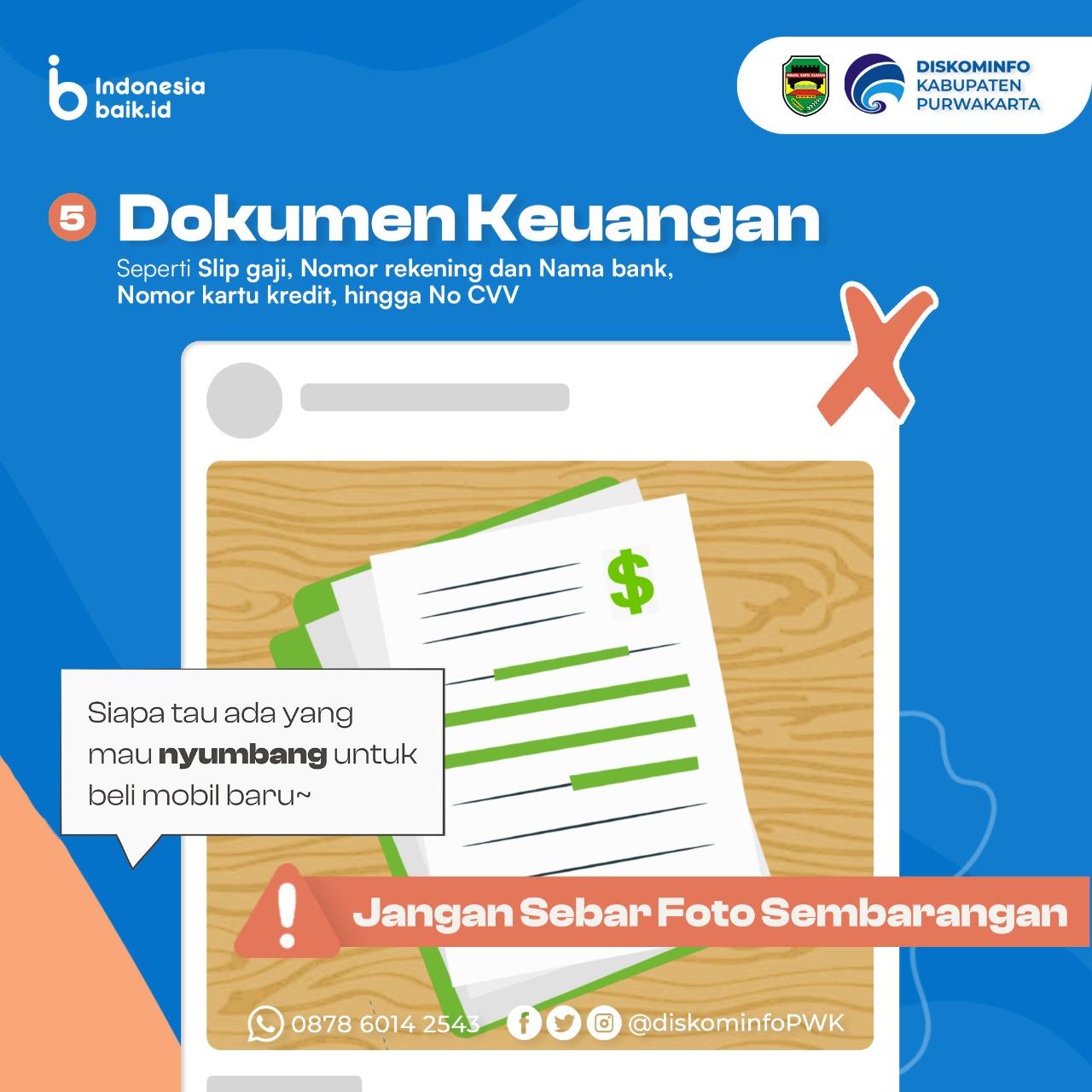 Dokumen Keuangan