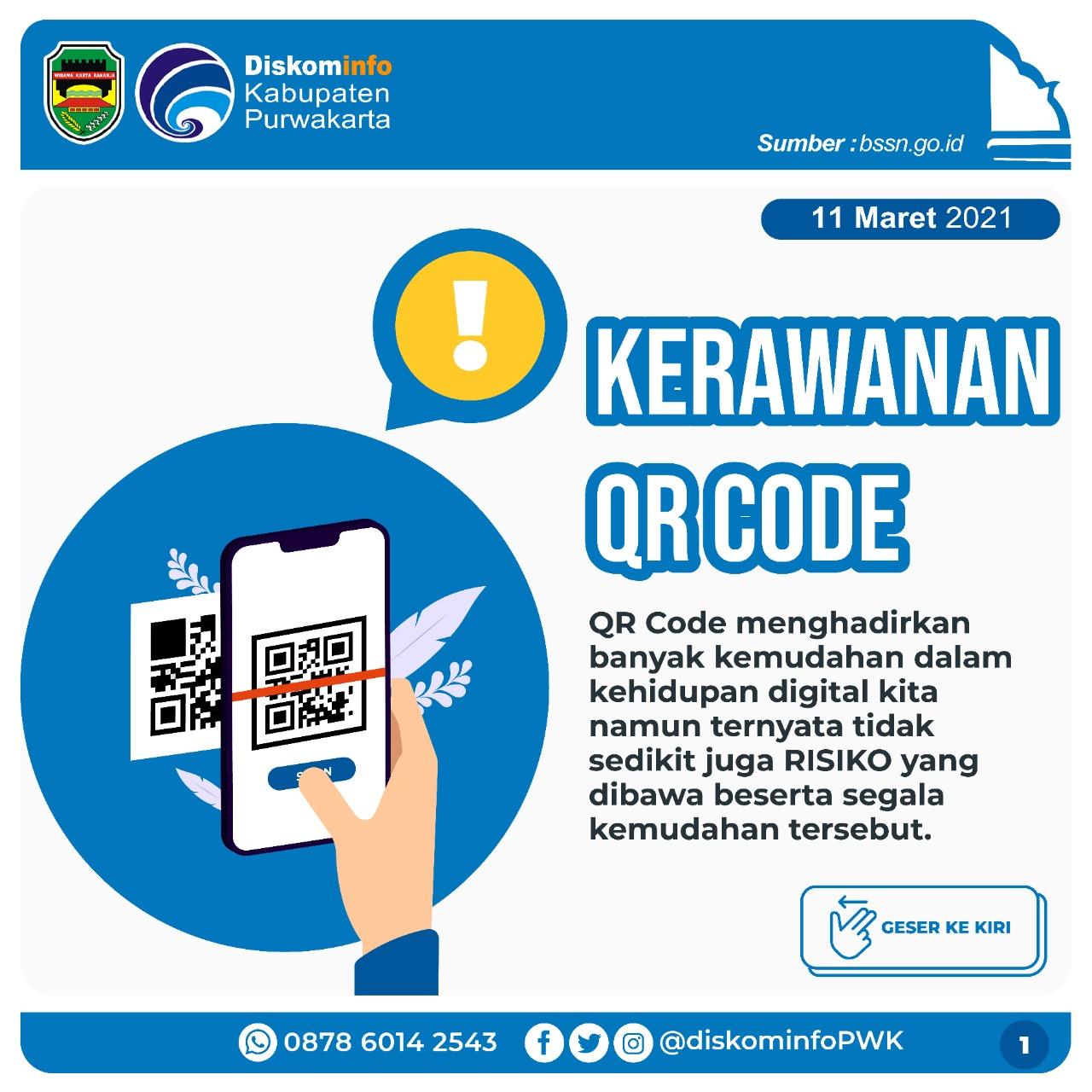 Kerawanan QR Code