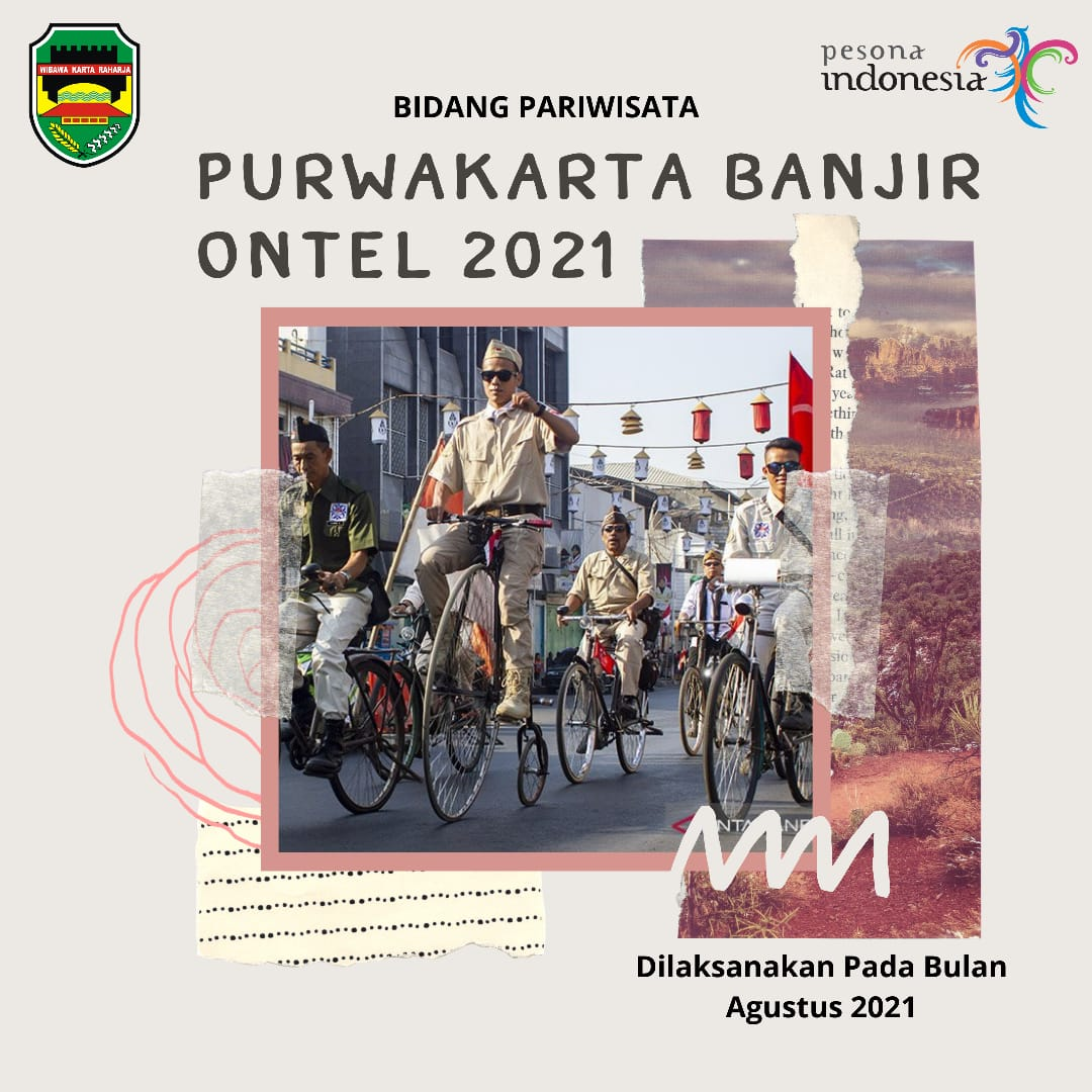 Purwakarta Banjir Ontel 2021